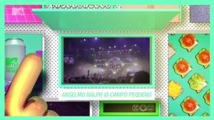 MTV Amplifica | 267 - Anselmo Ralph @ Campo Pequeno