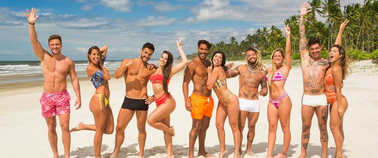 Ex On The Beach Brasil