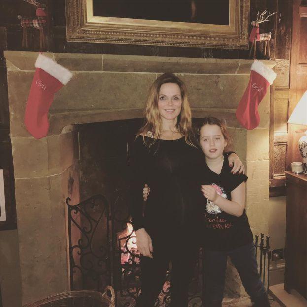 Bluebell Madonna - filha da Geri Halliwell