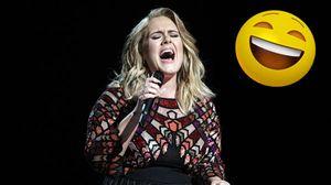 Como assim, há ar de um concerto da Adele à venda?