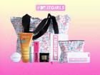 VENCEDORAS: Ganha um kit #MTVITGirls!