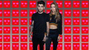 Sabes como é que o Zayn e a Gigi se tratam um ao outro?