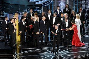 Óscares 2017: o prémio de Melhor Filme foi entregue ao filme errado!!!