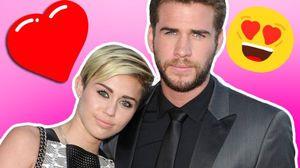 Uma selfie amorosa é a melhor forma de dar os Parabéns, não é Miley?