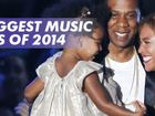 MTV's Biggest Music Moments Of 2014