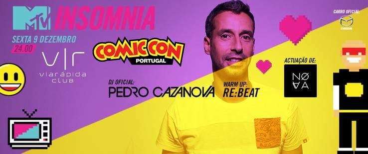 MTV Insomnia | Comic Con - 9 de dezembro