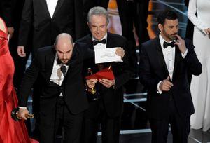 Óscares 2017: E claro que a Internet já reagiu ao maior erro da noite