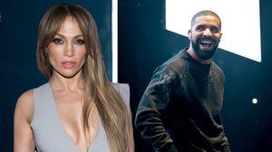 Drake, o teu novo álbum tem mensagens pra a JLo?