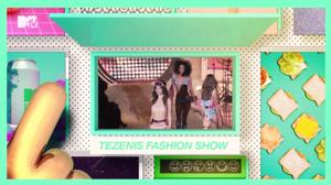MTV AMPLIFICA: Tezenis Fashion Show
