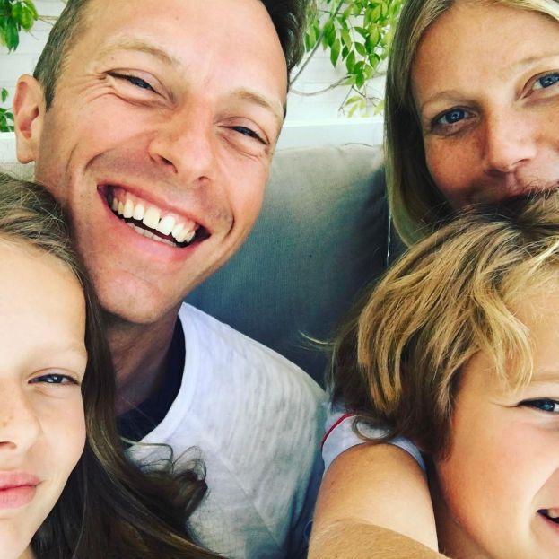 Apple - filha de Gwyneth Paltrow e Chris Martin