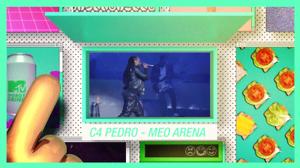 MTV Amplifica | 322 - C4 Pedro - MEO Arena