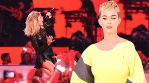 Katy, o teu novo single 'Swish Swish' é para a Taylor?