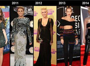 MTV VMAs 2016: A evolução da passadeira vermelha
