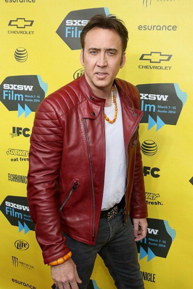Kal-El - filho do Nicolas Cage