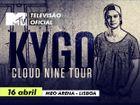 VENCEDORES: Vai ver o Kygo ao Meo Arena com a MTV!