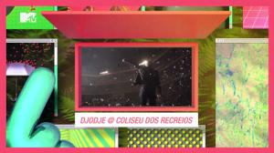 MTV AMPLIFICA: Djodje @ Coliseu dos Recreios