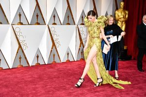 Óscares 2017: Houve quem tenha mostrado mais do que devia na passadeira vermelha