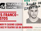 Ganha convites para «Roubo de Identidade de Luís Franco-Bastos!