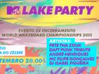 VENCEDORES: Ganha convites para a MTV Lake Party!