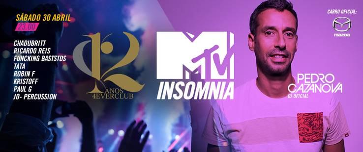 MTV Insomnia Tour