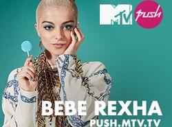 MTV Push: Bebe Rexha