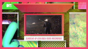 MTV Amplifica | 312 - Djodje @ Coliseu dos Recreios