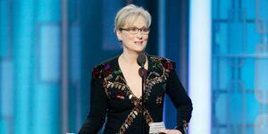 Globos de Ouro 2017: o discurso da noite foi o da Meryl Streep!