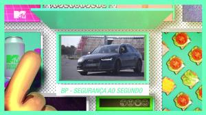 MTV Amplifica | 304 - BP - Segurança ao Segundo