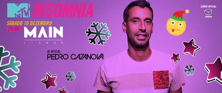 MTV Insomnia | Natal - 10 de dezembro