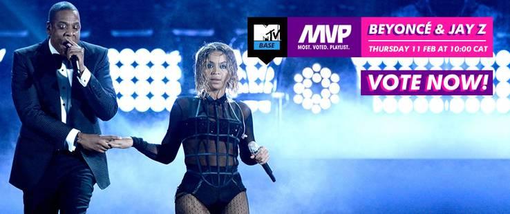 MVP: Beyoncé & Jay Z
