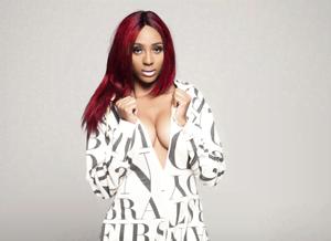 nadia naki's twerking is the star dj milkshake's savage video