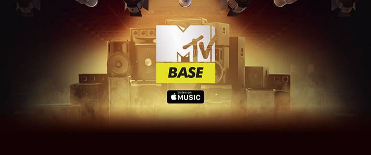 mtv base on apple music