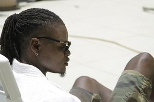 "behind the scenes of pallaso's ""bubble"" music video ft vector"