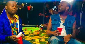"MTV Exclusive: Behind the scenes of Davido's ""The Money"" music video"