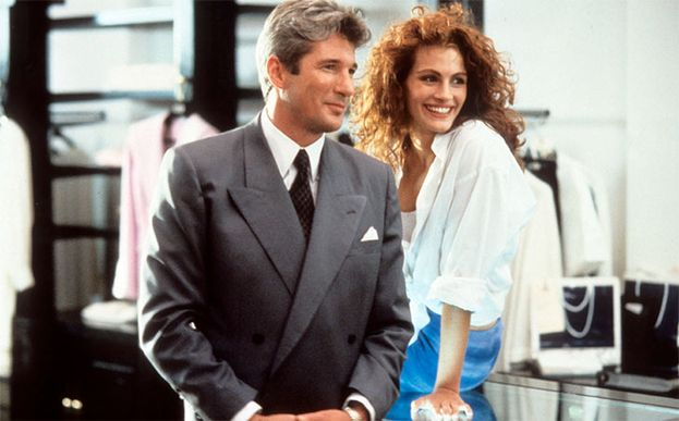 Julia Roberts y Richard Gere