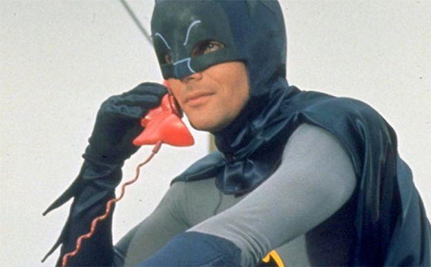 Adam West en 'Batman'