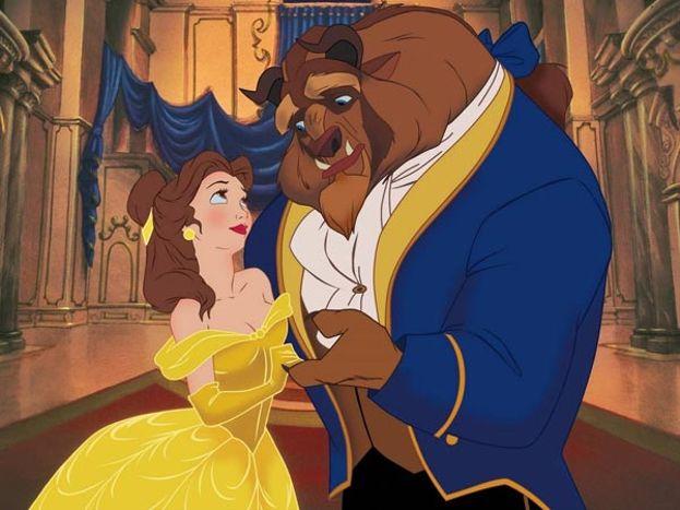 'LA BELLA Y LA BESTIA' de Disney