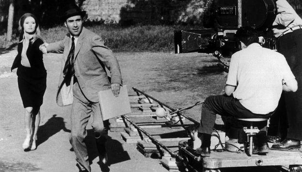 El desprecio (1963), Jean-Luc Godard