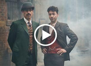 Todo sobre Houdini y Doyle