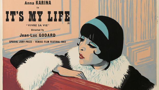 Vivir su vida (1962), Jean-Luc Godard