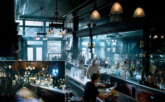 El Old Town Bar es…