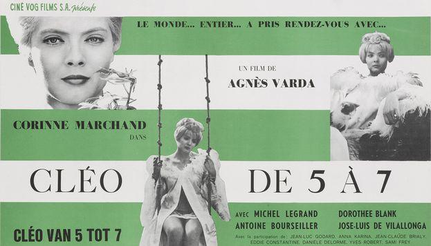 Cléo de 5 À 7 (1962), Agnès Varda