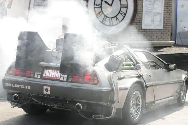 Automóviles: El Delorean