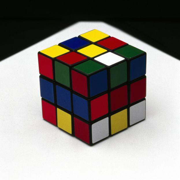 Inteligencia: El cubo de Rubik