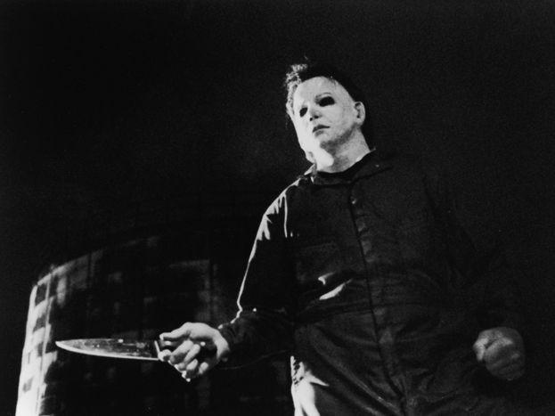 7. Michael Myers (Halloween)