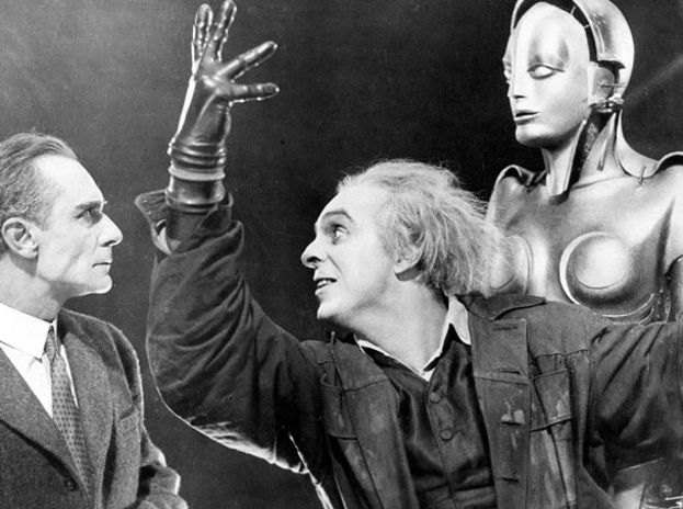 'Metrópolis' (Fritz Lang, 1927)