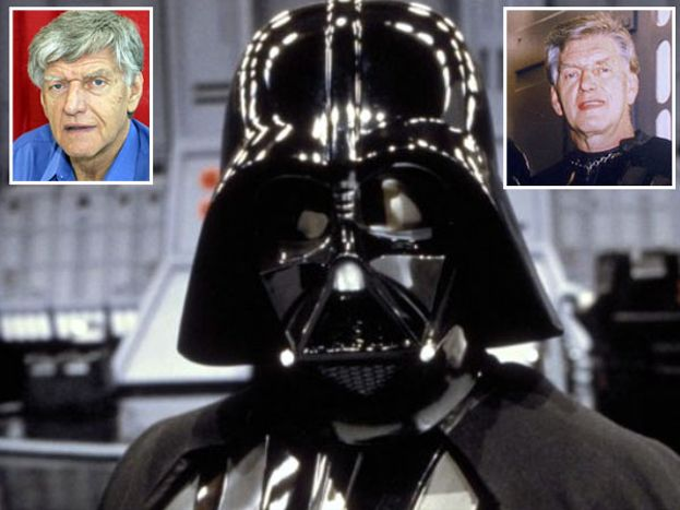 David Prowse en 'STAR WARS'
