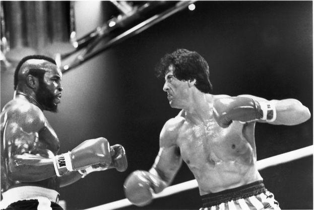 6. El himno de la saga Rocky