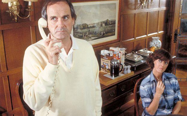 Los BAFTA, a los pies de los Monty Python