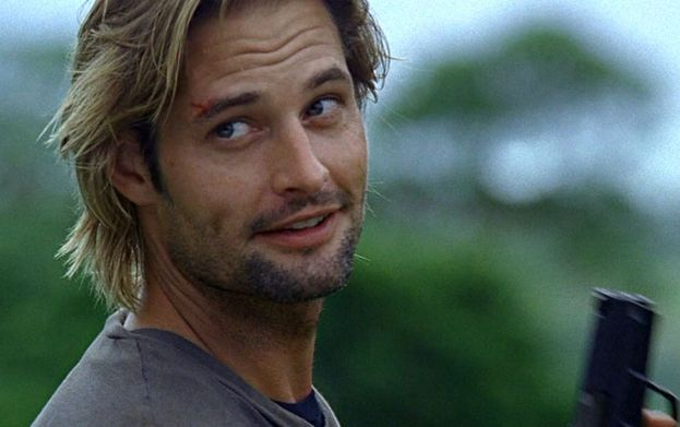 Josh Holloway (Sawyer)